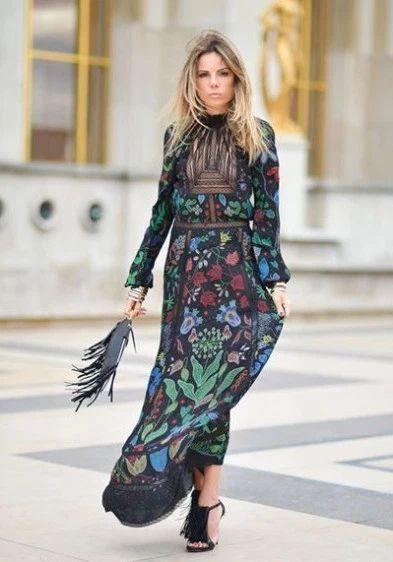 vestido floral é a cara da primavera! – RG PRÓPRIO by Lu K Vilar
