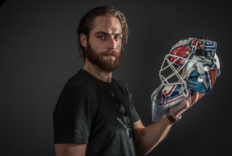 Braden Holtby discusses growing up Canadian - and his national anthem