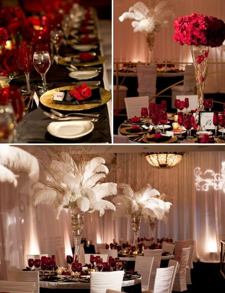 Hollywood glam wedding | Champagne Dreams on a Cranberry Juice ...