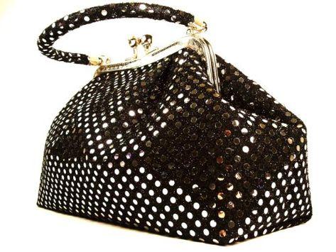 1e1d9d7912d SALE PRICE - $19.99 - Handbag by WiseGloves Gold Marble handbag Purse  Evening Dress Clutch Bag