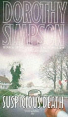 """""""Suspicious Death (Inspector Thanet)"""" av Dorothy Simpson"""