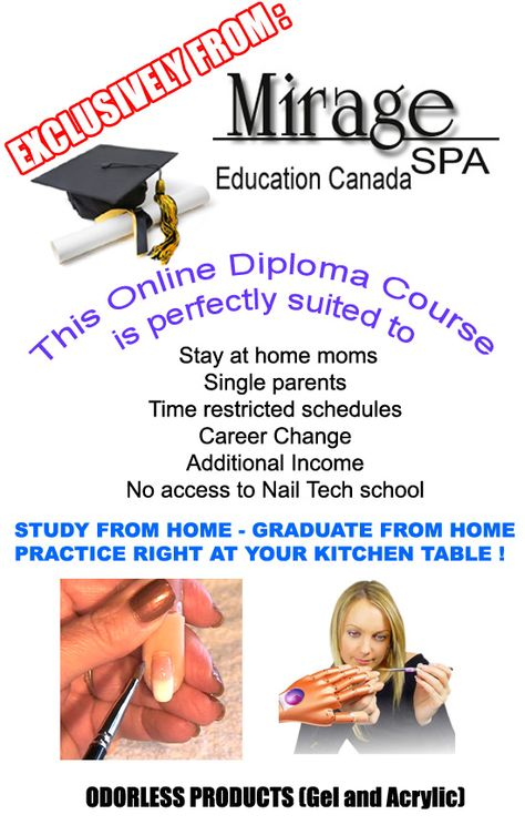 All about Nail Technician Courses #career_training ...