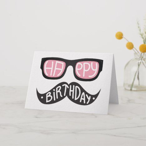 Cute Hipster Birthday Card Birthdaygreetings Birthdays Birthdaycards Hipster Fun Birthdaycard Bir Hipster Birthday Birthday Cards For Mom Birthday Cards
