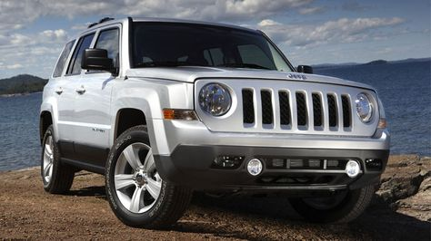 2013 Jeep Patriot A Body Color Grille Is Standard On All Models