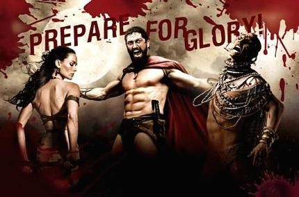 300 Movie Poster Prepare For Glory 2 24inx36in 300 Movie Movies Movie Posters