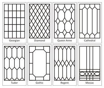 Diy Leaded Glass Stained Glass Diy Leaded Glass Leaded Glass Windows