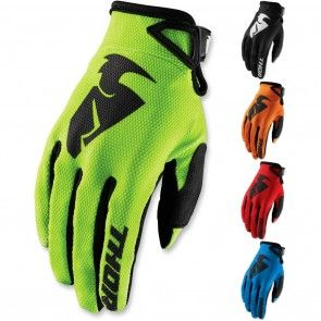 Thor Mx Sector Youth Motocross Racing Gloves Thor Mx Motocross Gloves Motocross Racing
