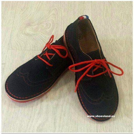 555609ecf Estilo British elegante para calzar en cualquier celebración o a diario.  Con estos zapatos tipo Blucher