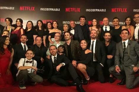 53 Ideas De Ingobernable Kate Del Castillo Netflix Maxi Iglesias