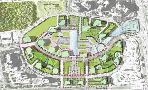 Maziar Moini Team Canada : Promenade Mall Redevelopment Plan Submitted to Vaughan