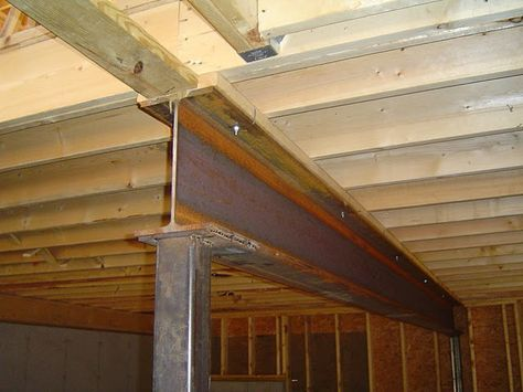 How to install a subfloor with inch tongue and groove plywood.