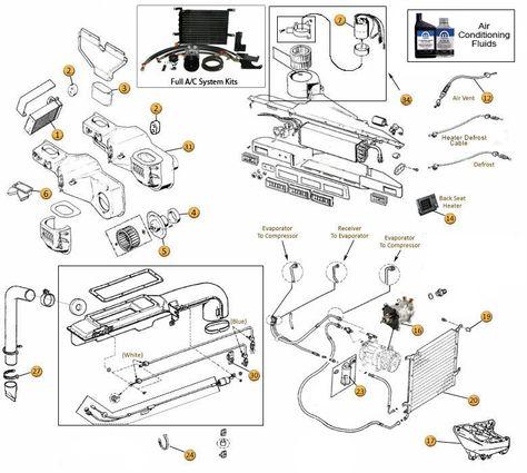 Jeep Yj Parts Diagrams