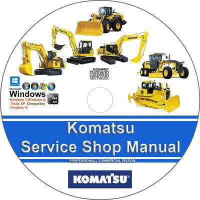 Details About Komatsu Bulldozer D155axi 8 Sn 100040 Up Factory Workshop Service Repair Manual In 2020 Repair Manuals Komatsu Repair