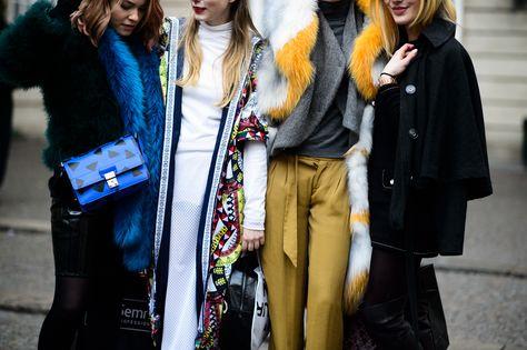 Copenhagen Fashion Week Fall 2015 - Copenhagen Fashion Week Fall 2015 Street Style