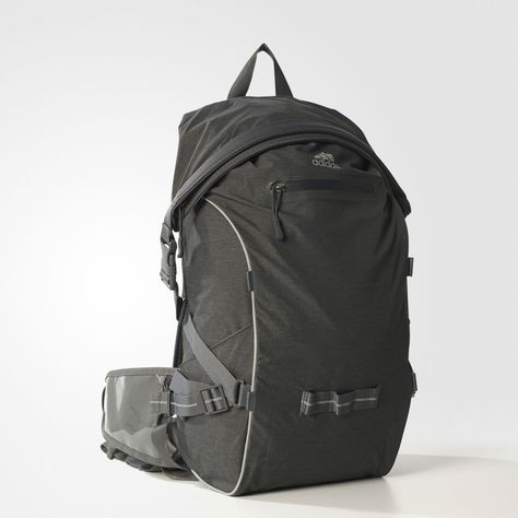 a758d72518bda adidas - Plecak NGA Backpack Dark Grey Heather Grey Four  Reflective BR2285