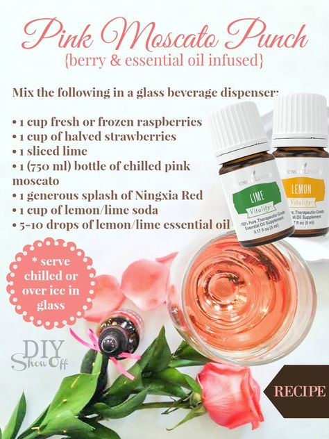 Hosting an Essential Oils, Chocolate and Massage Party (Graphics and Tips)