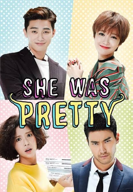 She Was Pretty 2015 All Korean Drama She Was Pretty Kdrama Korean Drama Movies