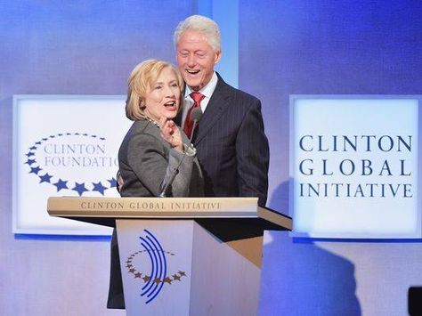 Chart Shows Multiple Donations to Clinton Foundation Linked to State