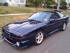 Toyota : Supra Turbo 1987 Toyota Supra Turbo Targa Top 5 Speed Lots Of Mods  Very