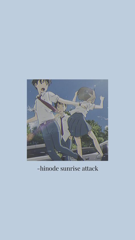 Hinode sunrise attack