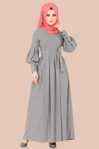 Tesettur Elbise Tesettur Elbise Fiyatlari Gunluk Tesettur Elbise Sayfa 12 Elbise Islami Giyim Elbise Modelleri