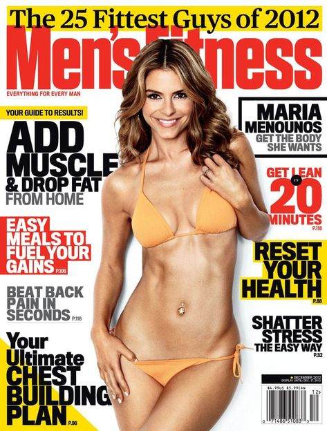 Men's Fitness is the performance magazine with training, nutrition and relationship advice to help you realize your full potential.