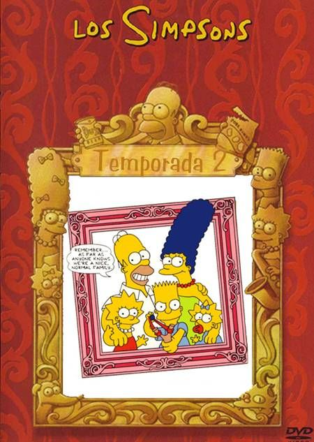 Ver Los Simpson T2 Latino Hd Los Simpsons Series Completas Los Simpson