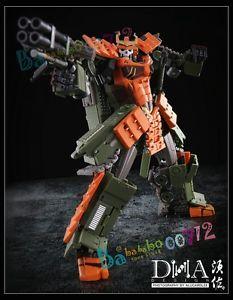 Transformers TOY DNA DS-01 Susanoo Tank warrior Action figure New instock