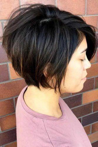 19 Hottest Asymmetrical Bob Haircuts For 2019 For Women In 2020 Mit Bildern Frisuren Haarschnitt Bob Bob Frisur