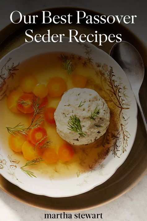 Our 17 Best Passover Seder Recipes Seder Meal Jewish Food Traditional Jewish Recipes