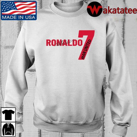 Cristiano Ronaldo Manchester United Jersey 2021 Shirt