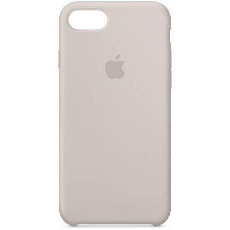 CUSTODIA APPLE SILICONE IPHONE 6S NERA