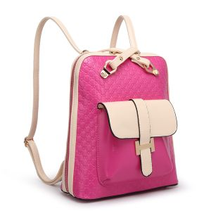 2015 Most Fashion New Designer Leather Women Backpack on Made-in-China.com a1a1211ac6054