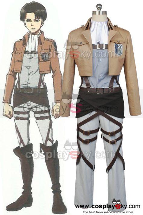 48e4798a7fdf Attack-on-Titan-Shingeki-no-Kyojin-Scouting-Legion-Rivaille-Cosplay-Costume- 3