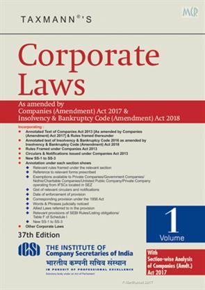 Corporate Law By Arjan Rajput On Pdf Download Pocket Edition