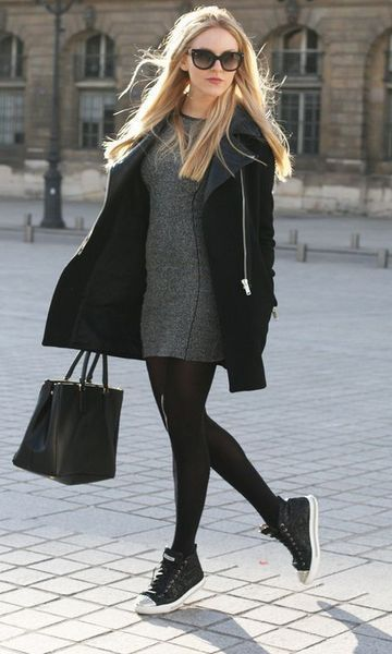 4 Must Have Essential Outfit for Fall Fall is coming and as a woman must ready for the essential outfits for fall. Sweater, cardigan, legging and leather jacket are must have outfit for fall.