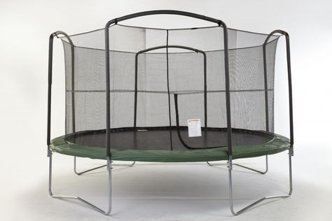 15ft 4 Arch Enclosure Net Model NET15-4A **TRAMPOLINE SOLD SEPARATELY**