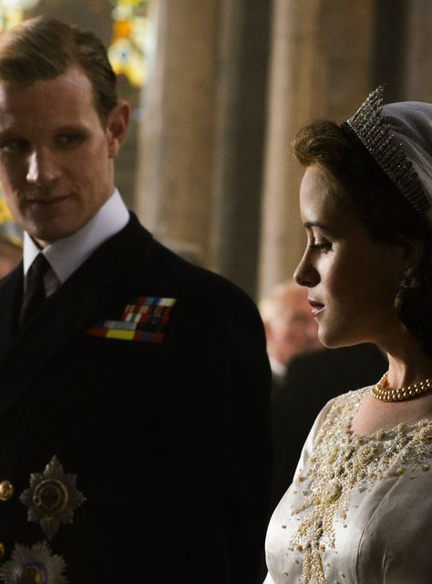 Why The Crown Is Way More Than A Disney Fairy Tale Love Story #refinery29