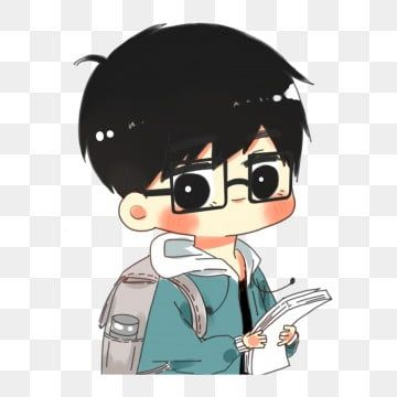 Chibi Boy With Glasses Man Clipart Boy Chibi Png Transparent Clipart Image And Psd File For Free Download Chibi Boy Cute Cartoon Boy Boys With Glasses