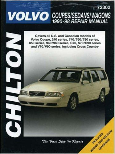Volvo Coupes Sedans And Wagons 1990 98 Haynes Repair Https Www Amazon Com Dp 0801990955 Ref Cm Sw R Pi Dp X Ynwjybc7 Volvo Coupe Repair Manuals Volvo