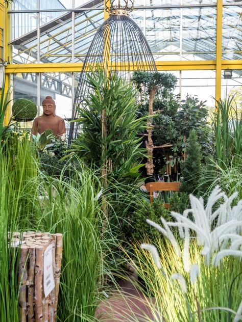 Rungis Mecene De L Exposition Jardins Avec Images Jardins