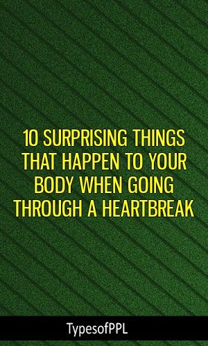 10 Surprising Things That Happen To Your Body When Going