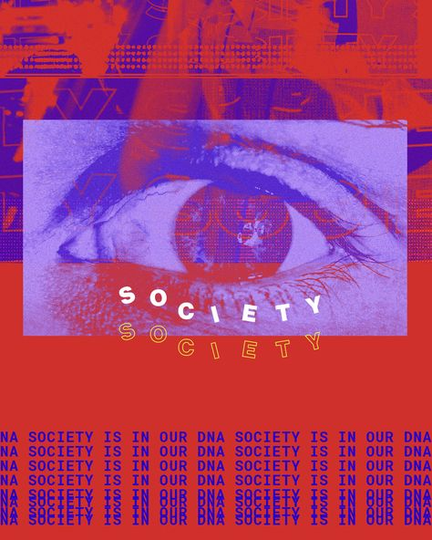 Society is in our DNA