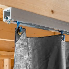 Curtain Gliders For Rockler Ceiling Track System 6 Pack In 2020