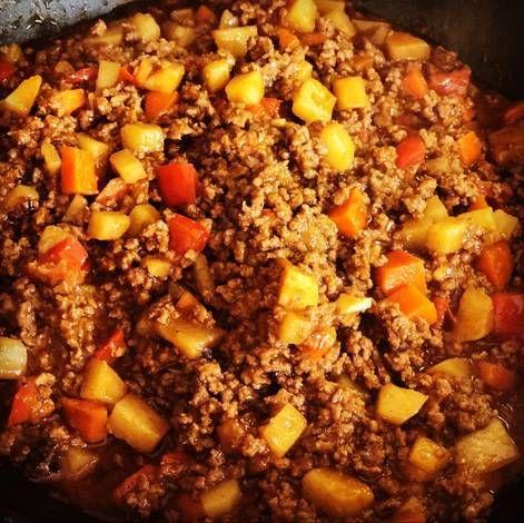 Filipino Beef Giniling Recipe By Minda Recipe Giniling Recipe Beef Giniling Recipe Recipes