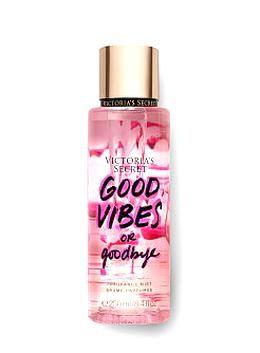 Victoria's Secret Perfume Good Vibes Or
