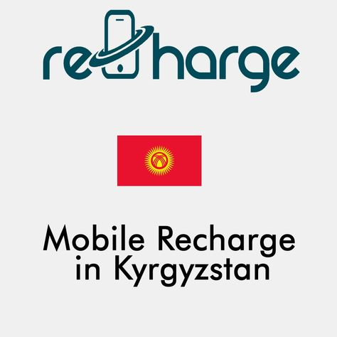 Mobile Recharge in Kyrgyzstan. Use our website with easy steps to recharge your mobile in Kyrgyzstan. #mobilerecharge #rechargemobiles https://recharge-mobiles.com/