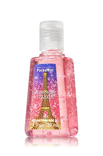 Bath Body Works Champagne Sparkle Pocketbac Bath Body Works