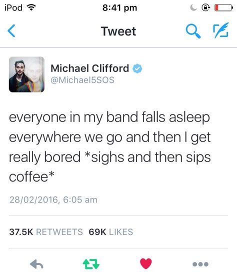Mikey tweet