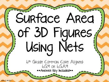 17 Best images about Surface area, Volume, Area, Perimeter on ...